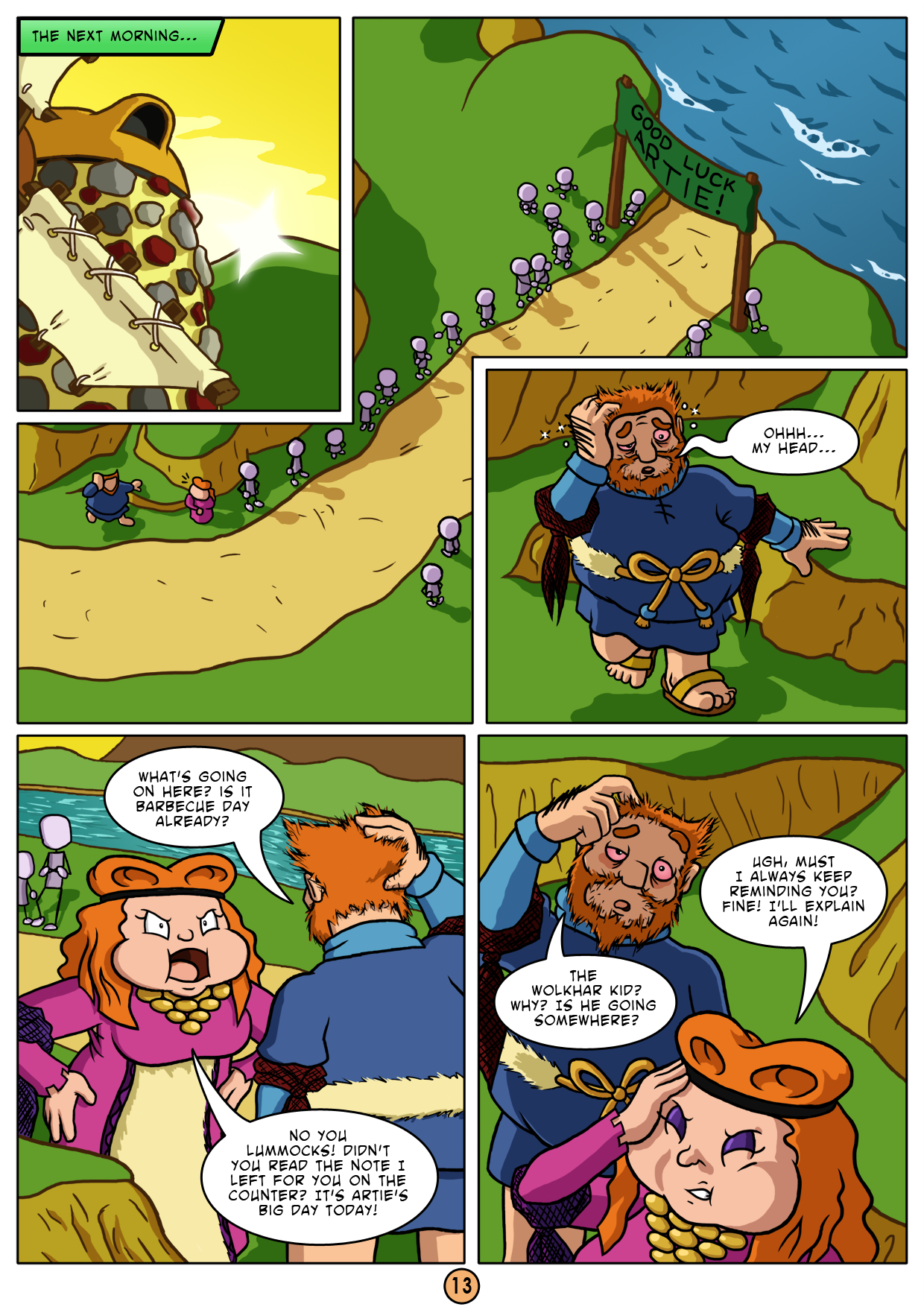 Chapter 1 ~ Page 13