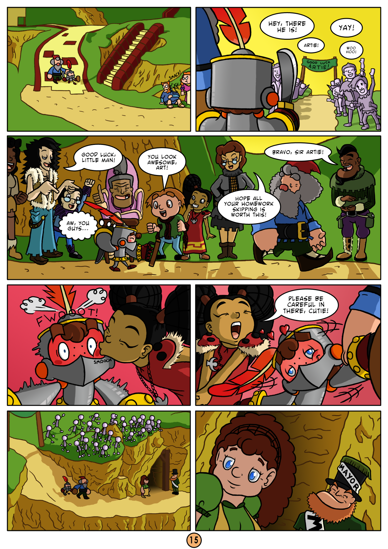 Chapter 1 ~ Page 15