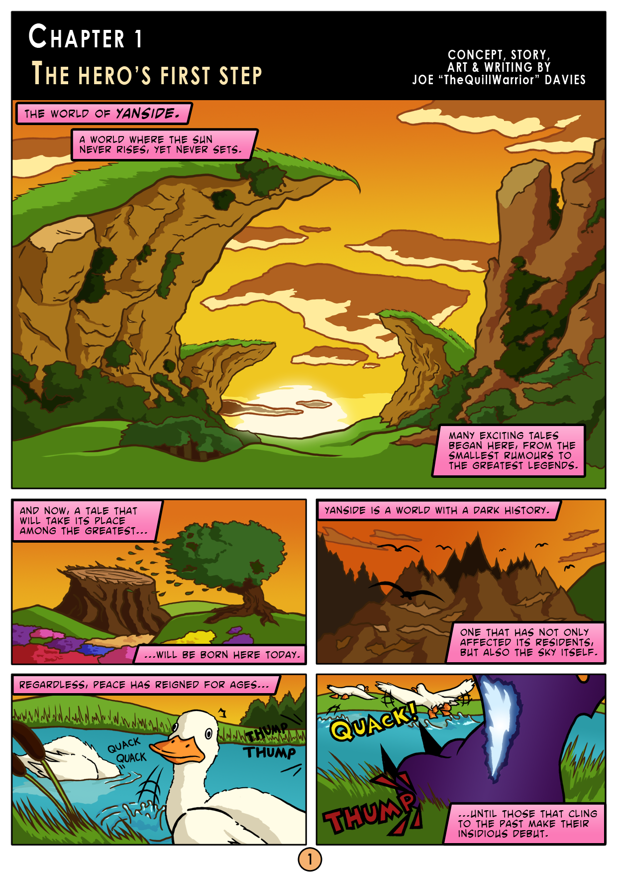 Chapter 1 ~ Page 1