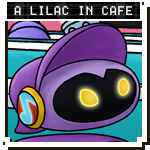 A_Lilac_in_a_Cafe_Frame