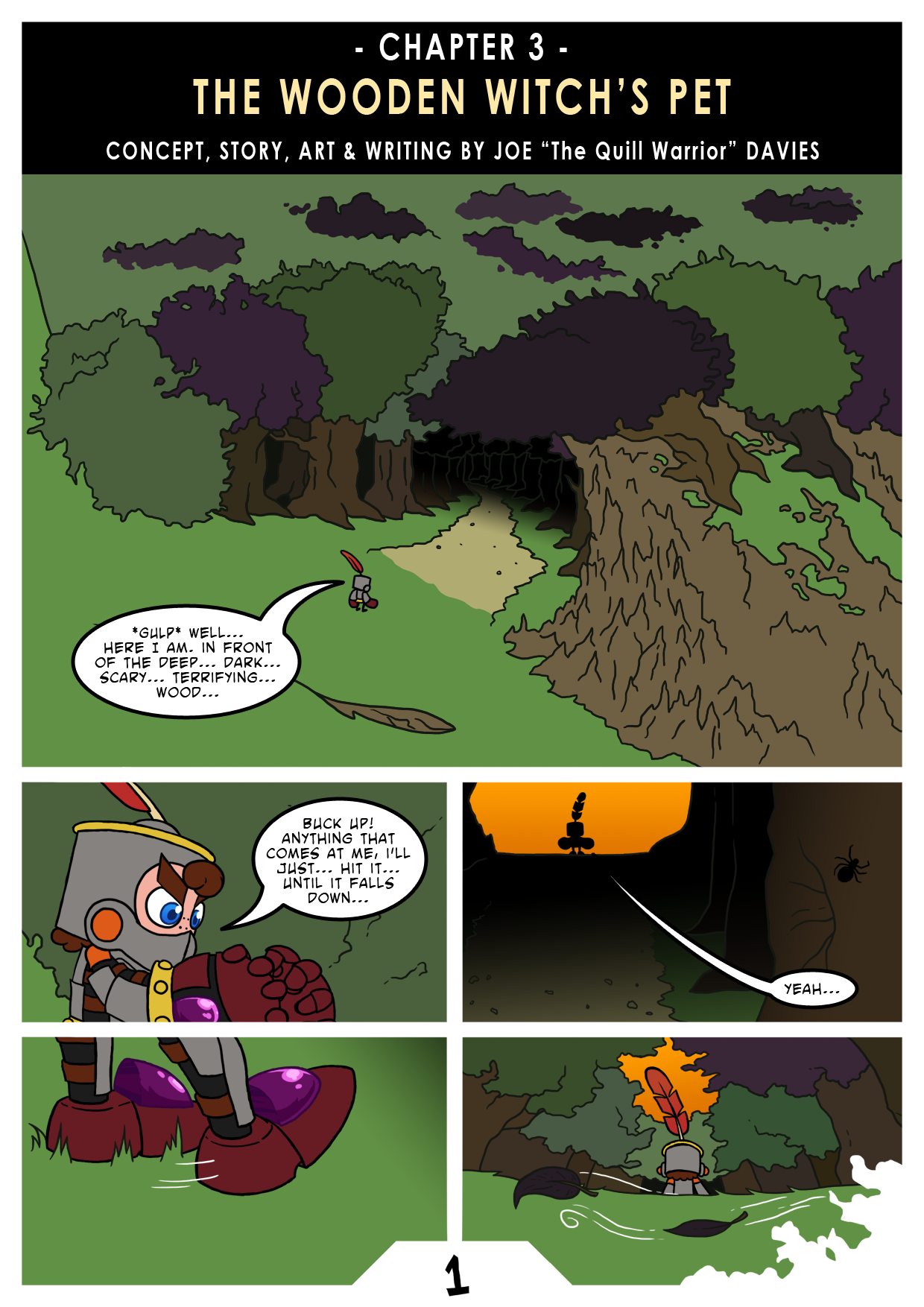 Chapter 3 ~ Page 1
