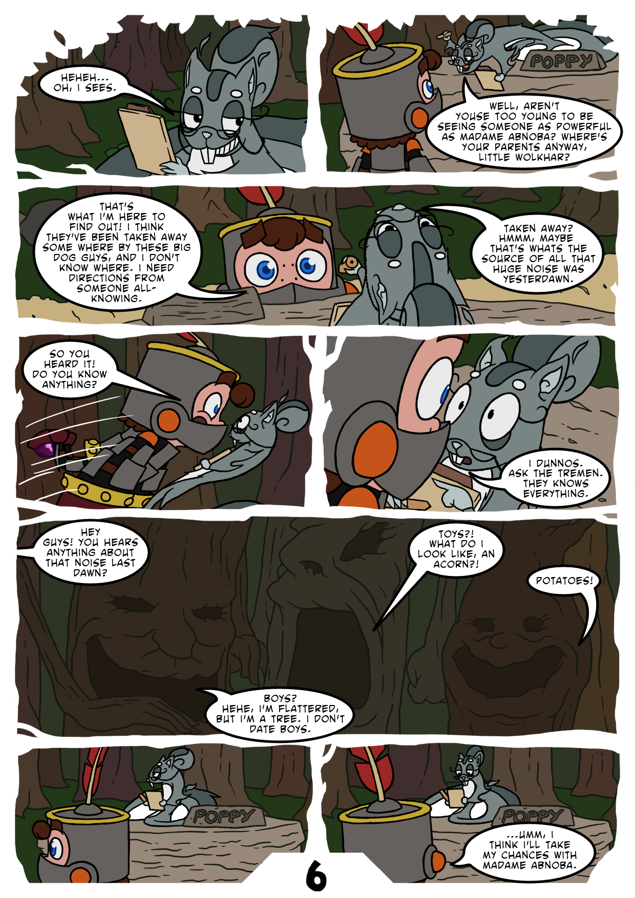 Chapter 3 ~ Page 6