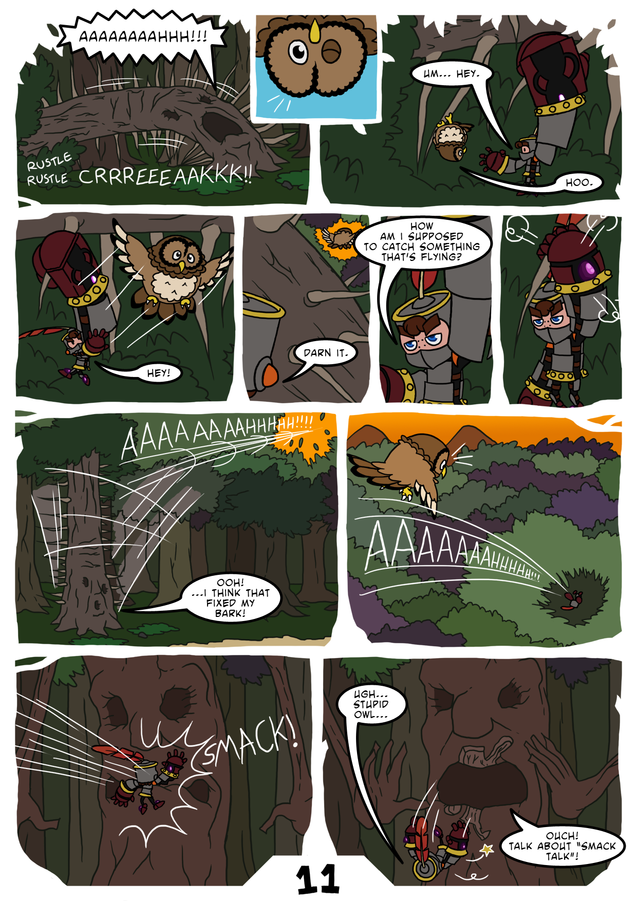 Chapter 3 ~ Page 11