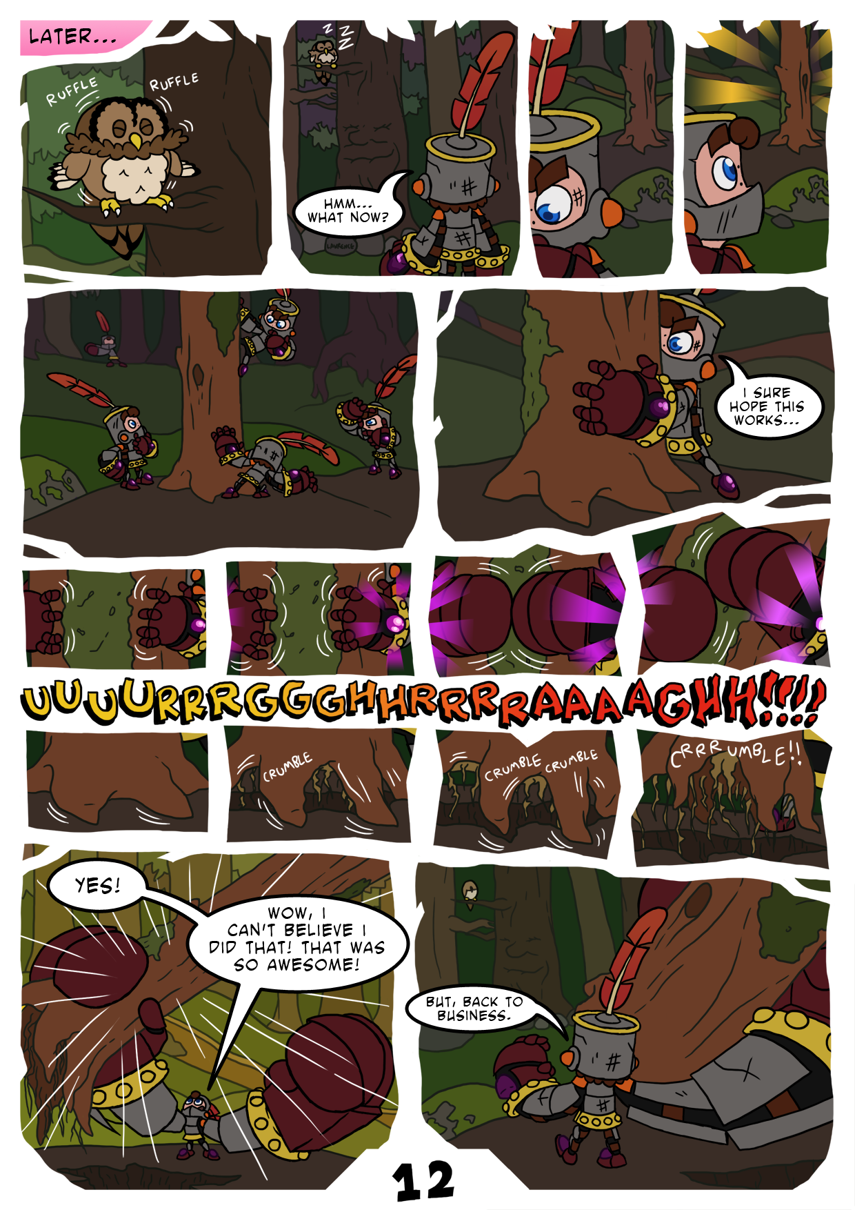 Chapter 3 ~ Page 12