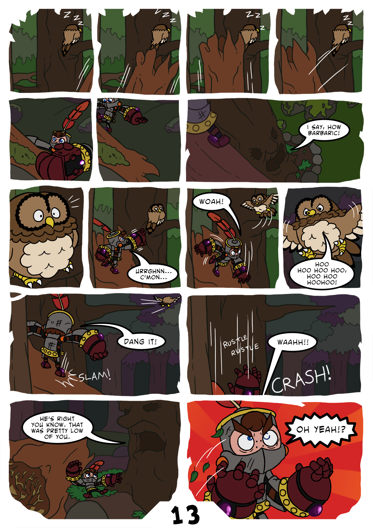 Chapter 3 ~ Page 13