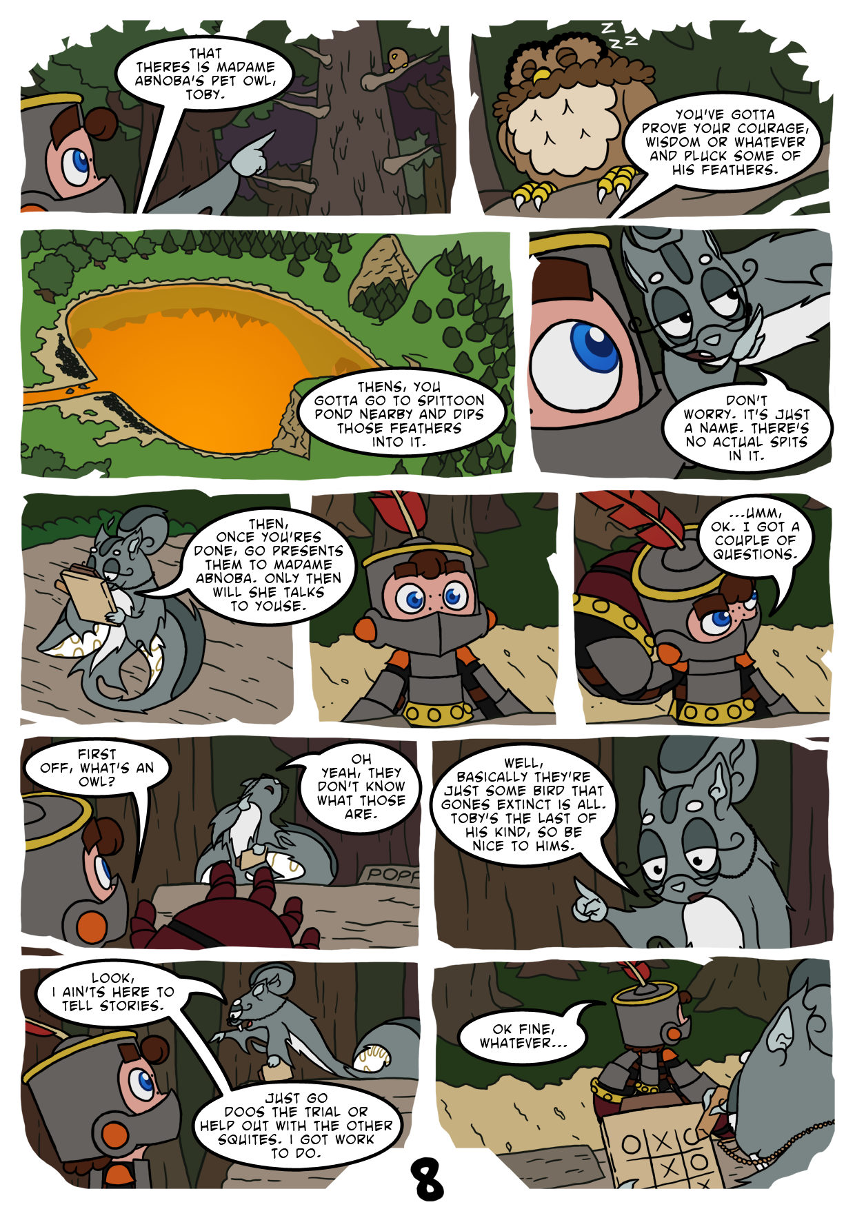 Chapter 3 ~ Page 8