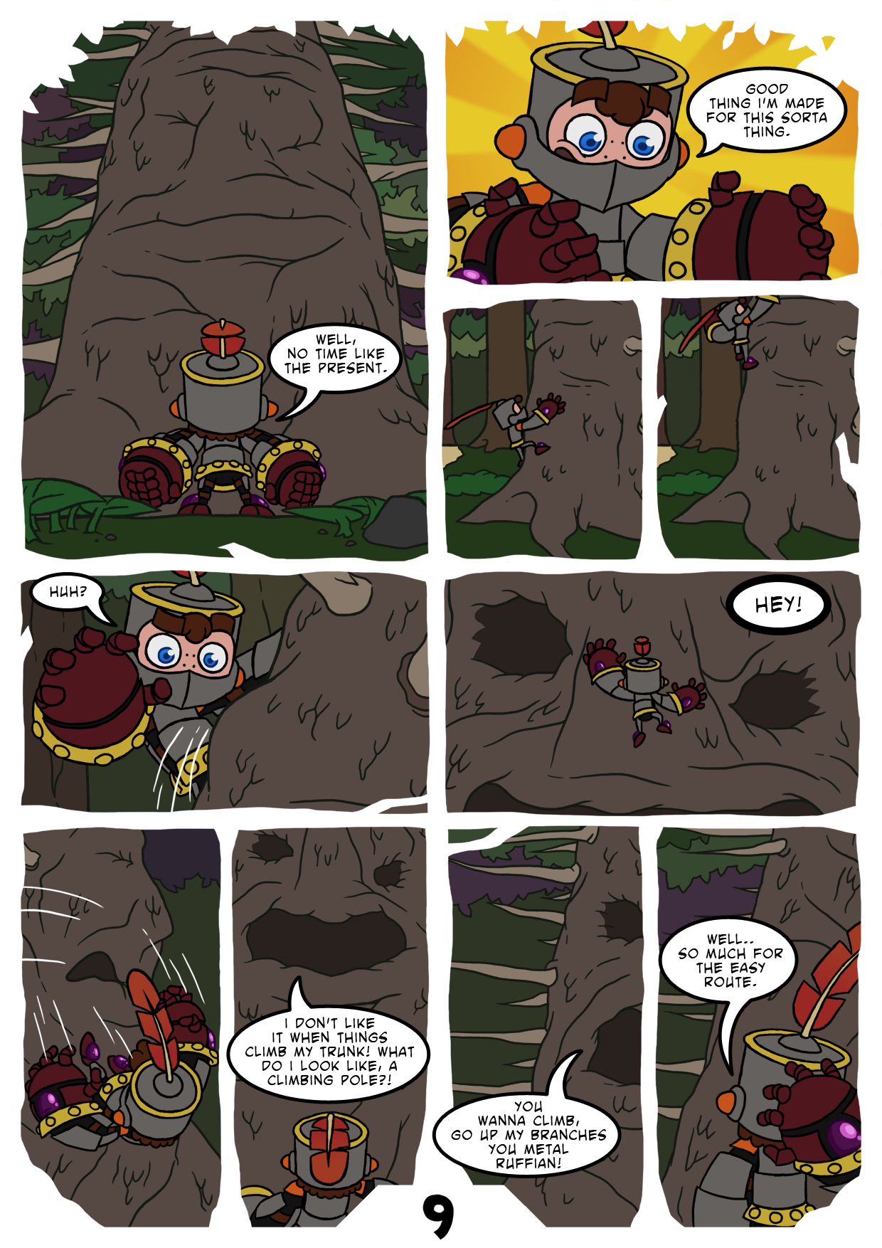 Chapter 3 ~ Page 9