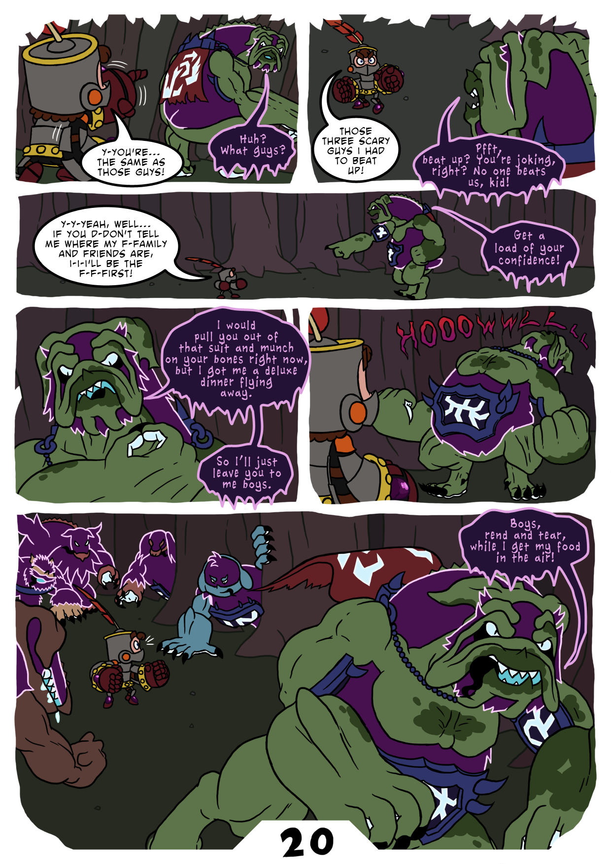 Chapter 3 ~ Page 20