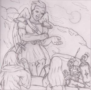 Angel_Arrives_Sketch