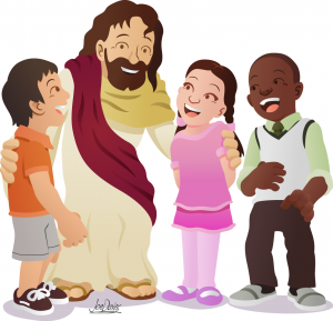 Jesus_Laughing_Illustrator