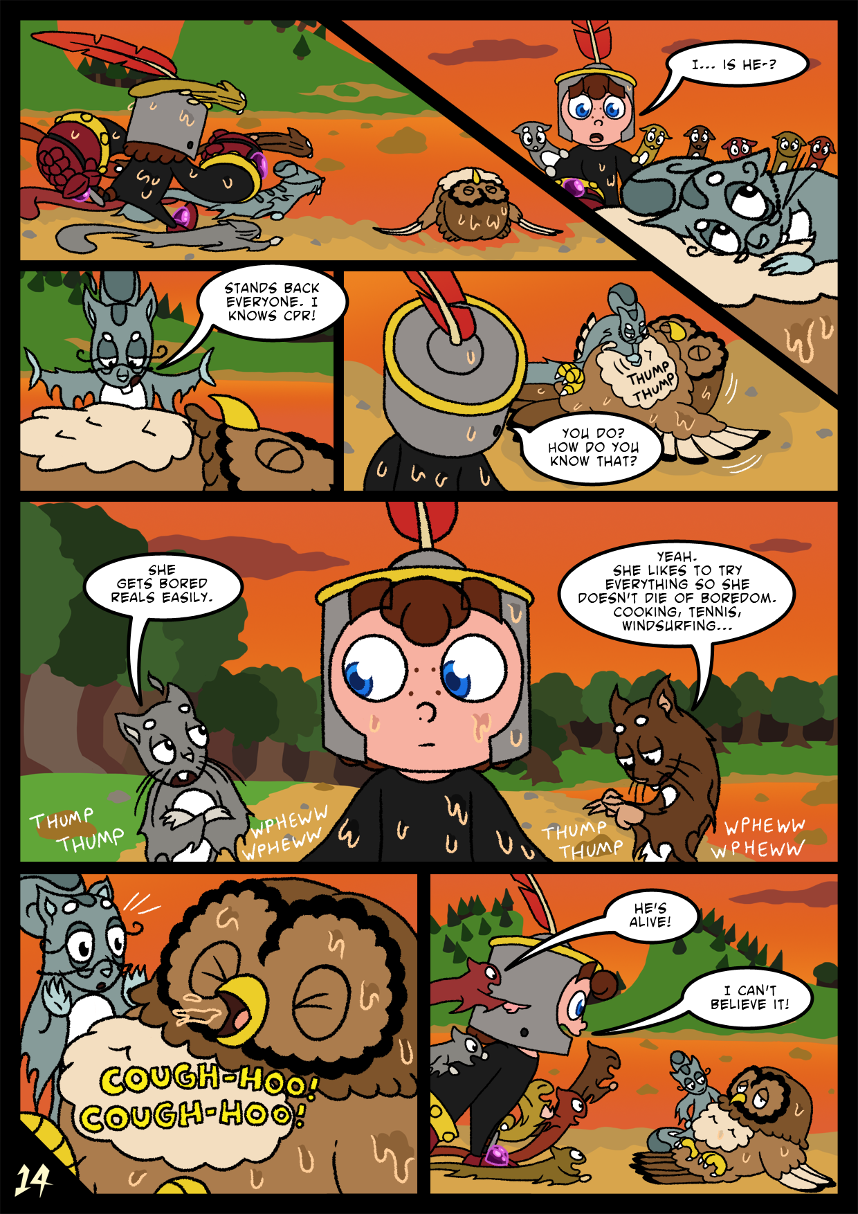 Chapter 4 ~ Page 14