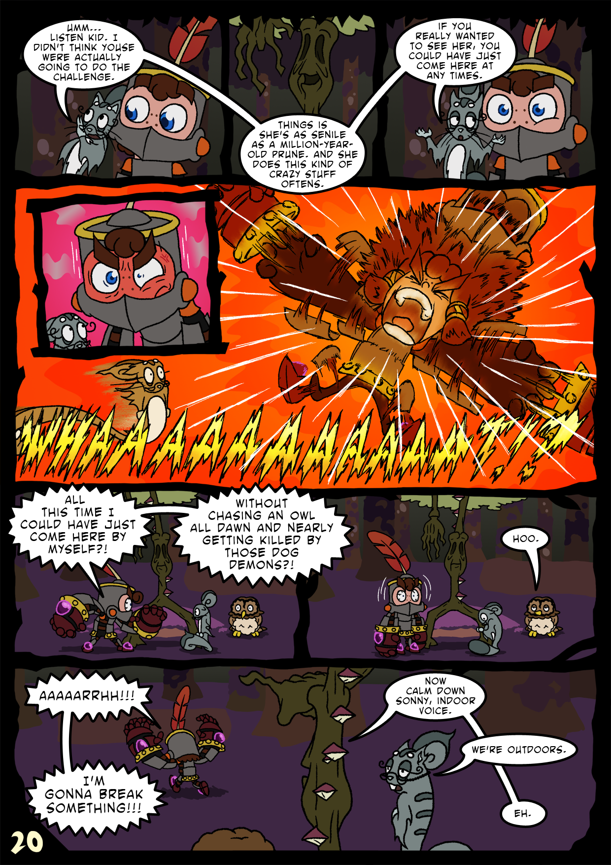 Chapter 4 ~ Page 20