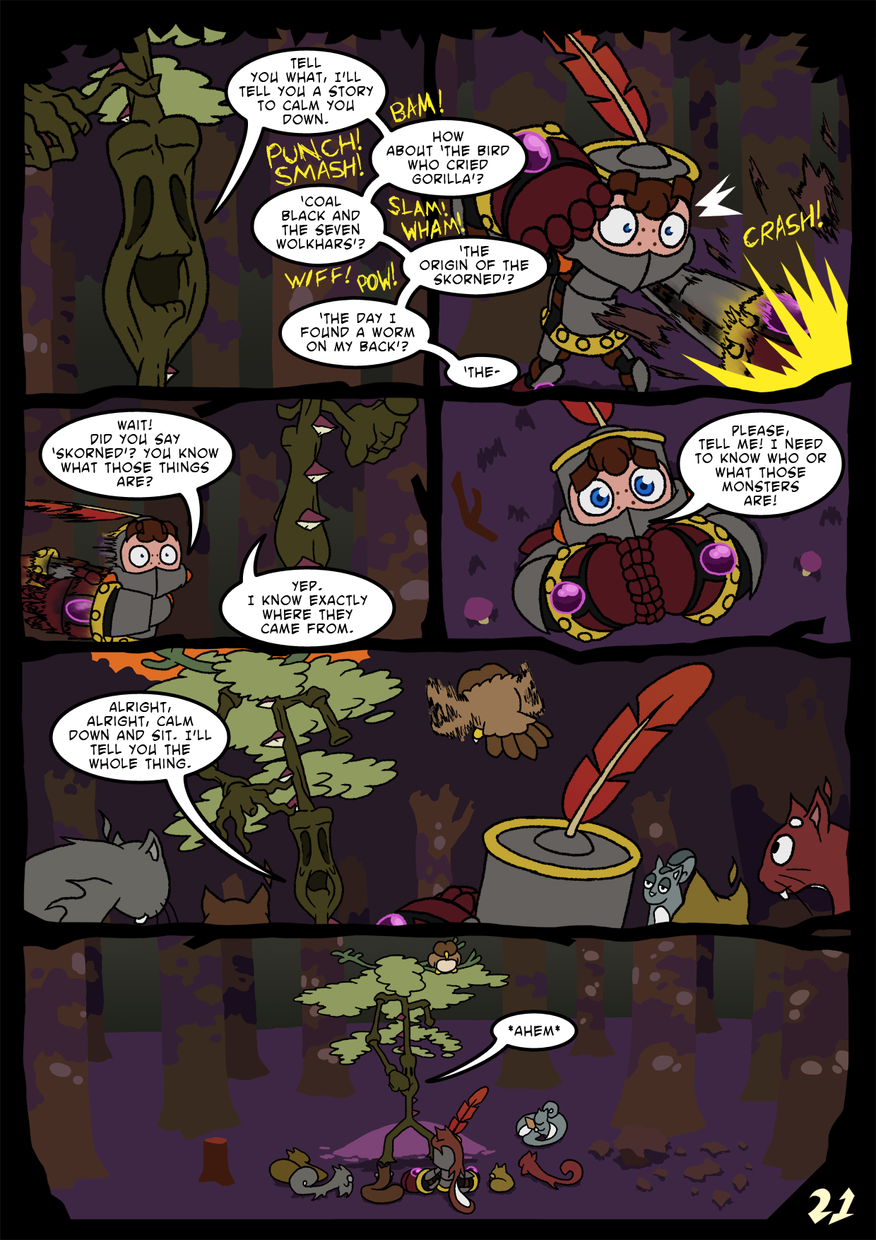 Chapter 4 ~ Page 21