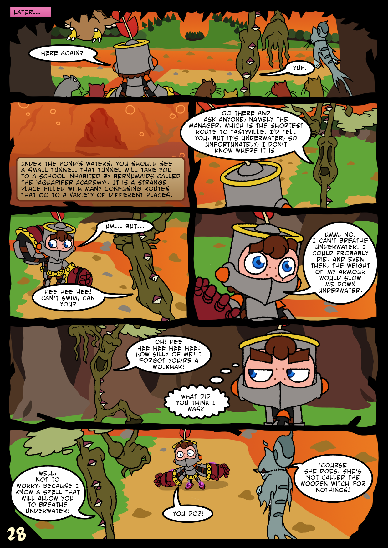 Chapter 4 ~ Page 28