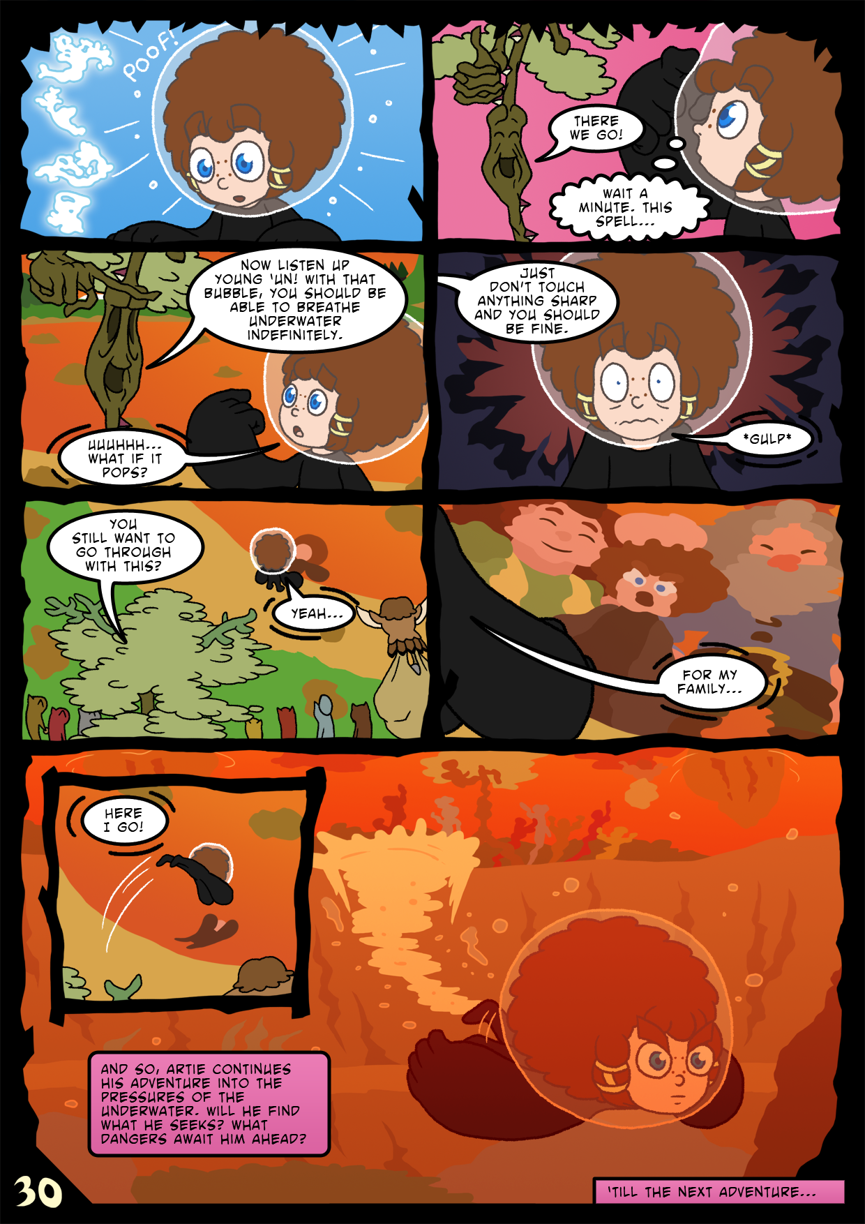 Chapter 4 ~ Last Page